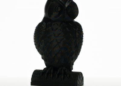Afinia 3D Print Owls Individual